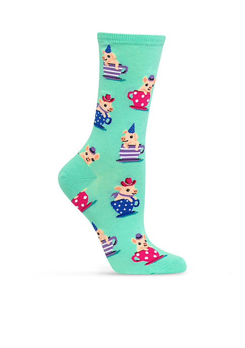 Hot Sox® Teacup Pig Socks