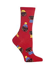 Dressed Dogs Socks