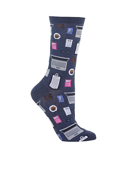 Accountant Socks