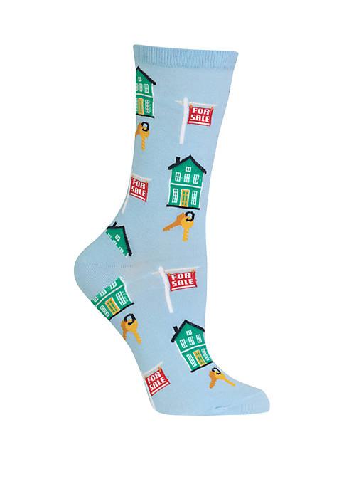 Realtor Crew Socks