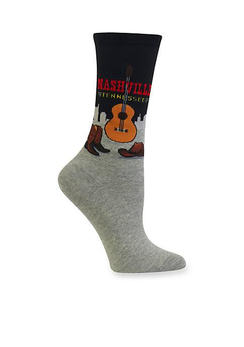 Nashville Trouser Socks