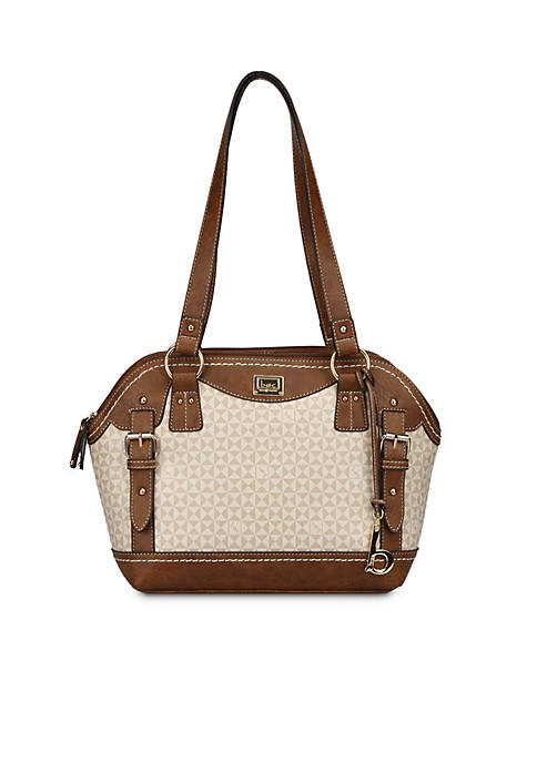Travis Signature Satchel