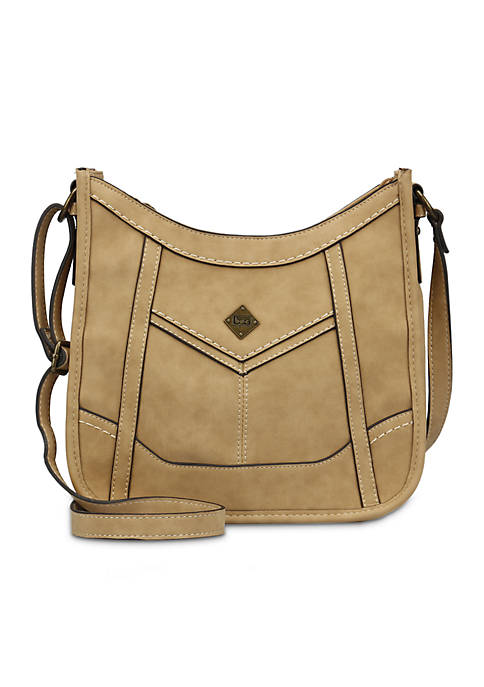 b.ø.c. Copper Creek Powerbank Crossbody