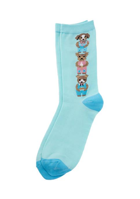 Dog Overalls Socks