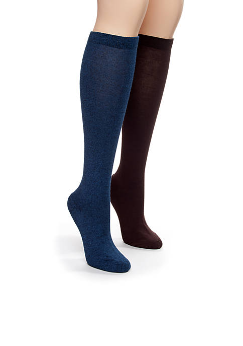 New Directions® Bamboo Knee High Socks