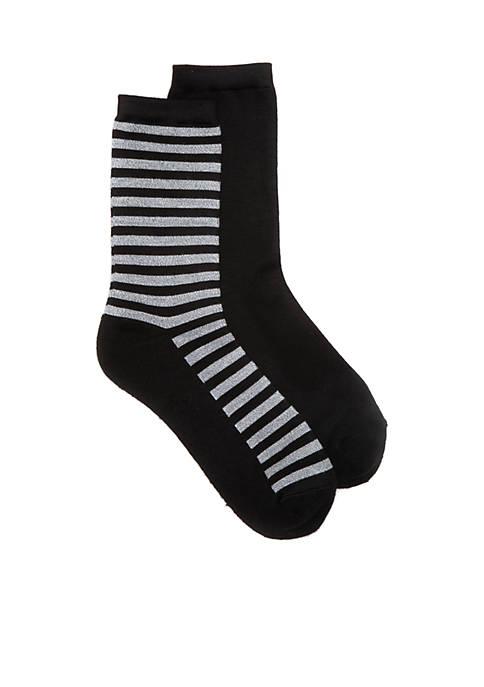 Bamboo Crew Socks - 2 Pack