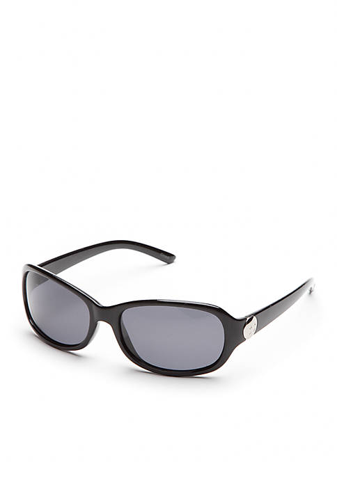 New Directions® Oval Sunglasses