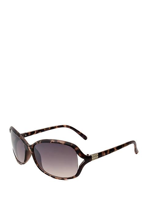 Pink Tortoise Sunglasses