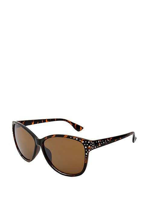 Brown Tortoise Sunglasses