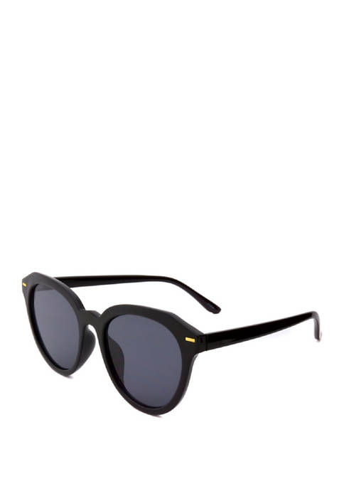 New Directions® Round Opaque Sunglasses