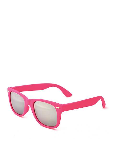 Crown & Ivy™ Novelty Wayfarer Sunglasses