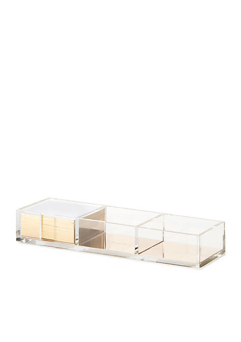kate spade new york® Acrylic Note Holder