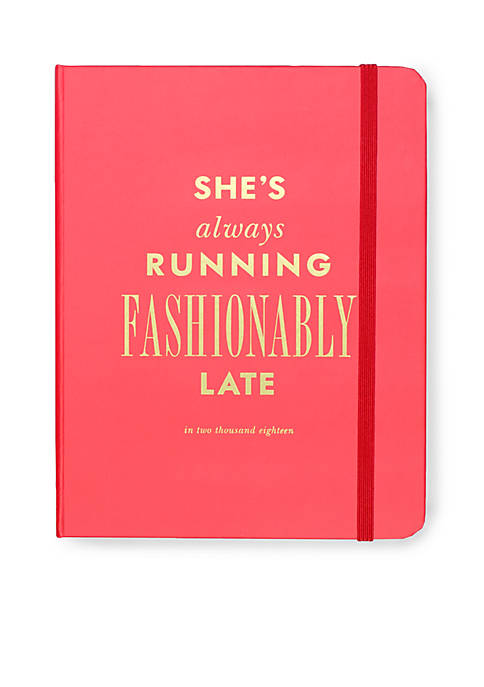 kate spade new york® Fashionably Late 17-Month Medium