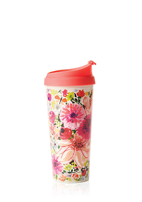 kate spade new york® Thermal Mug- Dahlia