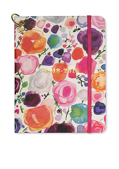 kate spade new york® Floral Medium 13-Month Concealed