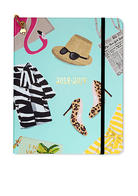 kate spade new york® Illustrated Large 13-Month Concealed