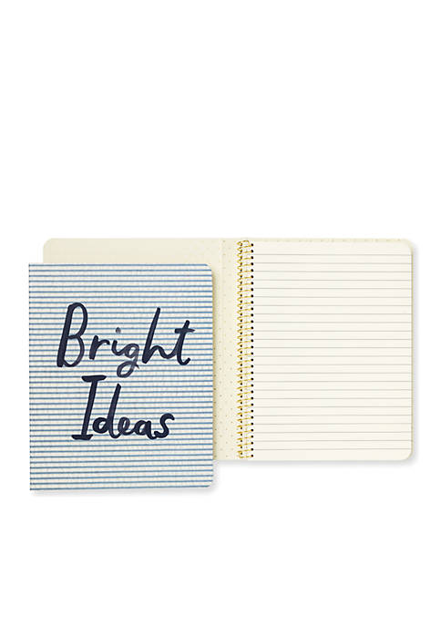kate spade new york® Concealed Spiral Notebook