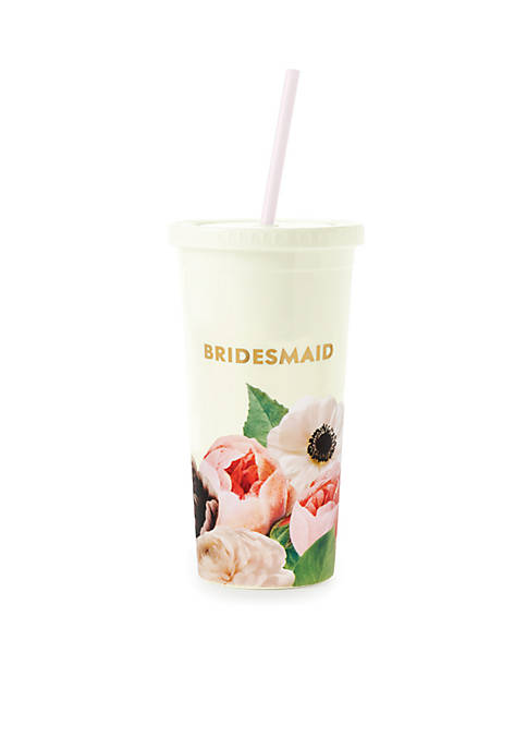 kate spade new york® Bridesmaid Insulated Tumbler