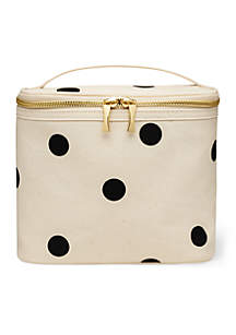 kate spade new york® Deco Dot Lunch Tote