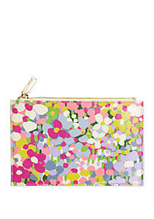 kate spade new york® Floral Pencil Pouch