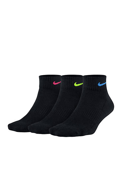 Nike® Nike Everyday Cushioned Ankle Training Socks