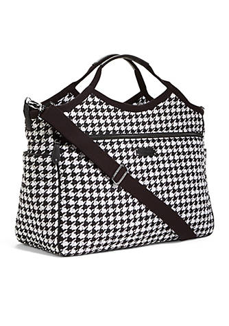 4045b1227f Vera Bradley Trimmed Carryall Travel Bag Vera Bradley Trimmed Carryall  Travel Bag ...