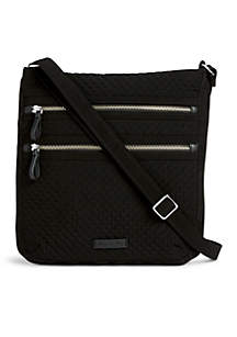 Iconic Triple Zip Hipster Bag