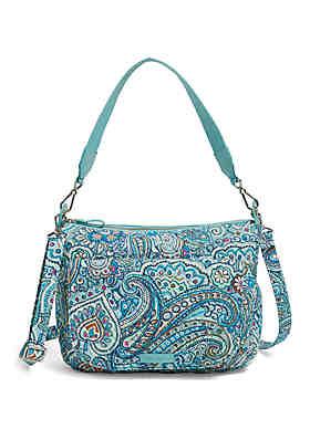 Vera Bradley Carson Shoulder Bag ... 6c80401f2f025