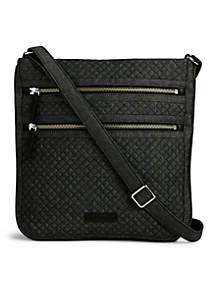Iconic Triple Zip Hipster Crossbody