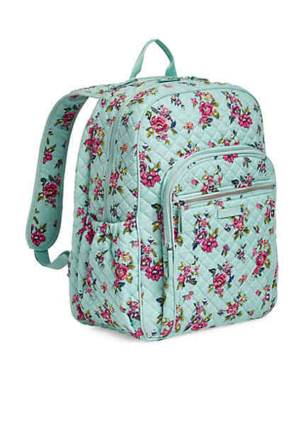 17030d519c42 Vera Bradley Iconic Campus Backpack