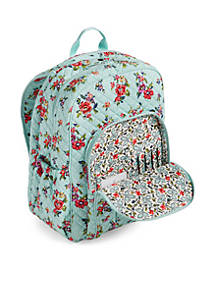 29416bdeabde ... Vera Bradley Iconic Campus Backpack ...