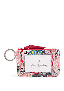Iconic Zip Id Card Case