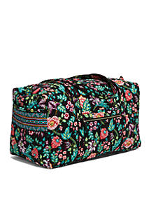 7318843219c Vera Bradley. Vera Bradley iconic Large Travel Duffel Bag