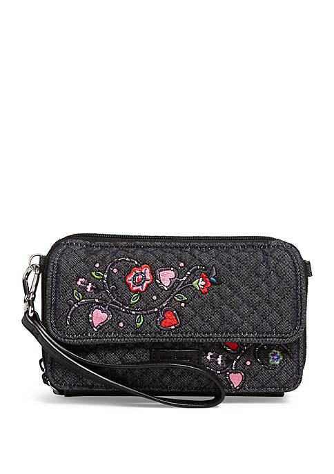 Iconic RFID All in One Crossbody