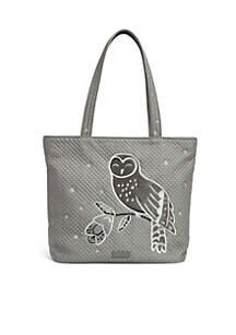 Iconic Vera Owl Tote