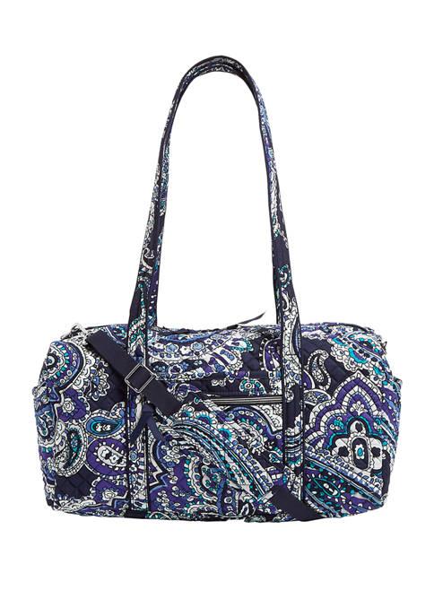 Vera Bradley Iconic Small Travel Duffel Bag