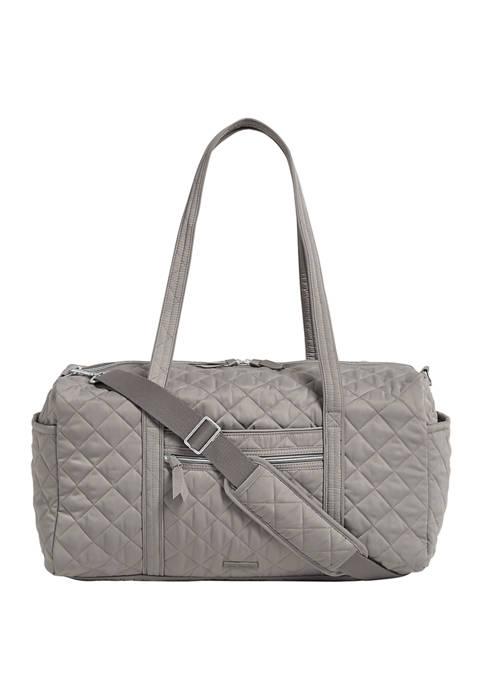 Vera Bradley Iconic Medium Travel Duffel Bag
