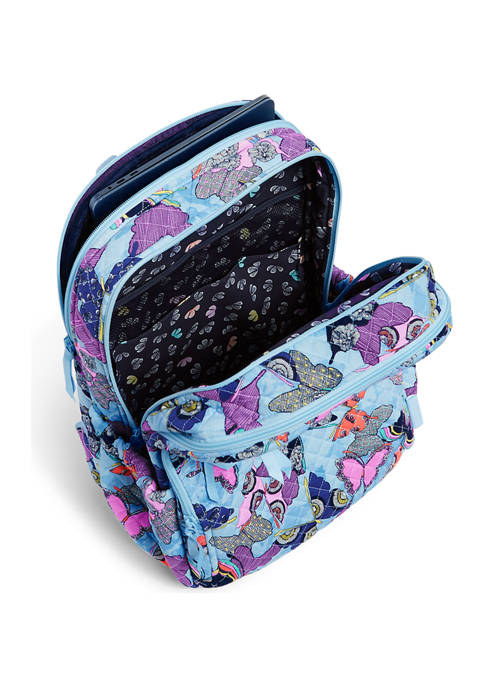 Vera Bradley Extra Large Printed Campus Backpack