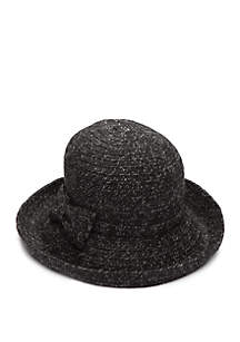 Kettle Brim Hat with Bow