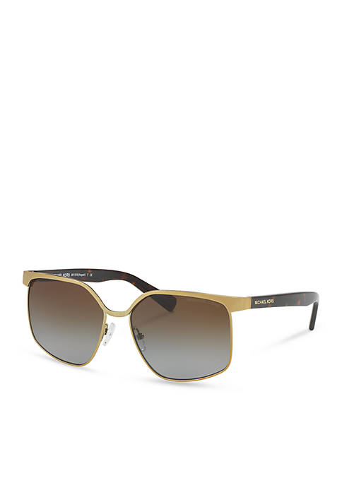 Michael Kors August New Square Sunglasses