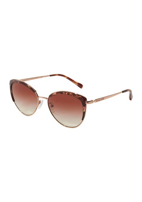 Michael Kors 56 Grad Sunglasses