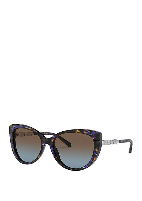 Michael Kors Galapagos Cat Eye Sunglasses