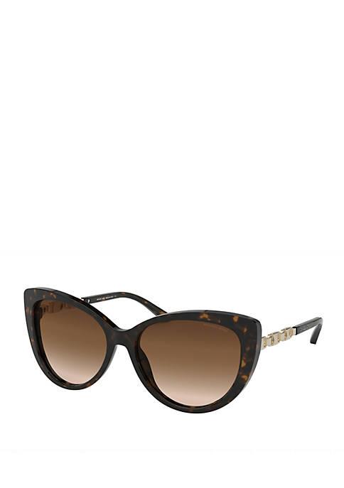 Michael Kors Galapagos Cat Eye Sunglasses