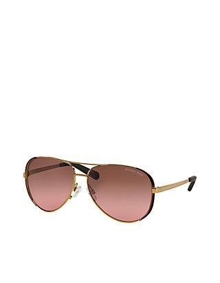 86d2cc3602bf Michael Kors. Michael Kors Chelsea Aviator Sunglasses