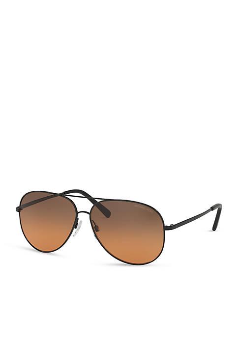 Michael Kors Kendall Aviator Sunglasses