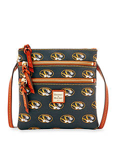 Dooney & Bourke Missouri Triple Zip Bag