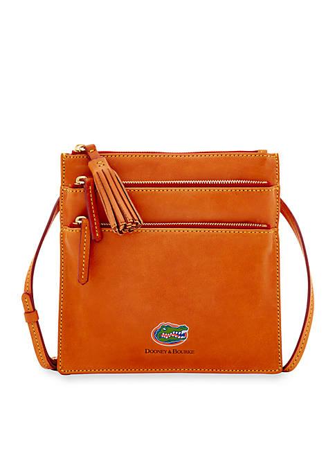 Dooney & Bourke Florida Gators Florentine Triple Zip