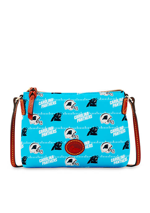 Dooney & Bourke Carolina Panthers Nylon Pouhette Crossbody