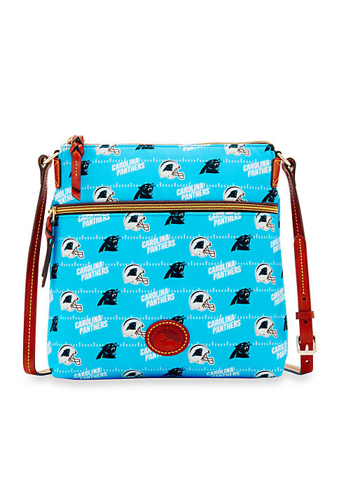 Dooney & Bourke Carolina Panthers Nylon Crossbody