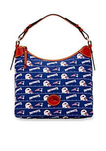 New England Patriots Nylon Erica Hobo